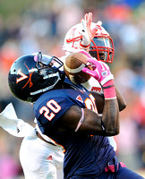UVA - NC State Football 10.22.2011
