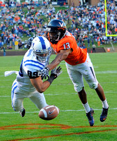 UVA Cavaliers - Duke Blue Devils Football 11.12.2011